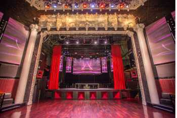 Avalon Hollywood: Stage from Orchestra Center
