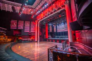 Avalon Hollywood: Stage from Orchestra Right