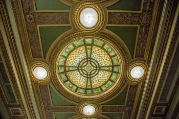 Hudson Theatre, New York: Dome detail 2