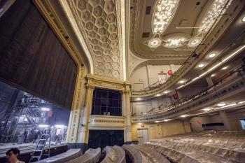 Hudson Theatre, New York: Auditorium from House Left