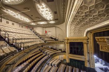 Hudson Theatre, New York: Auditorium from Upper Cricle