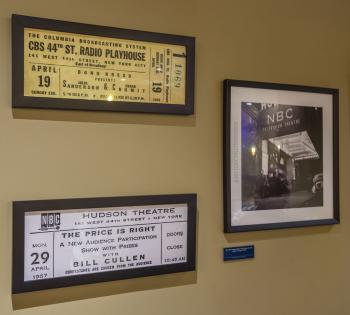 Hudson Theatre, New York: Historic Tickets and Photos
