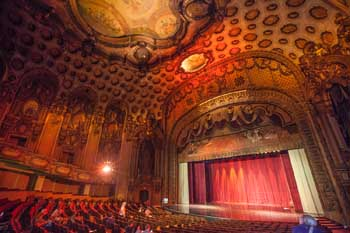 Los Angeles Theatre: Auditorium from Orchestra Right