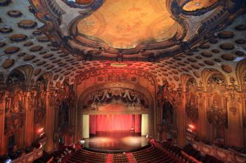 Los Angeles Theatre: Auditorium from Balcony