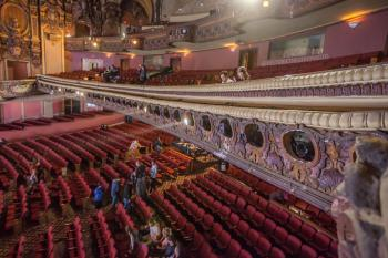 Los Angeles Theatre: Balcony Front