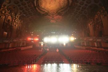 Los Angeles Theatre: View from Stage