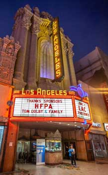 Los Angeles Theatre: Last Remaining Seats 2019