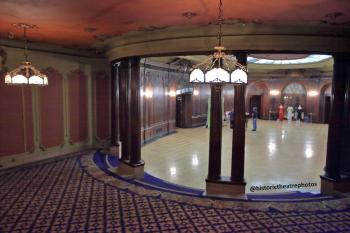 Los Angeles Theatre: Basement Lounge Entrance
