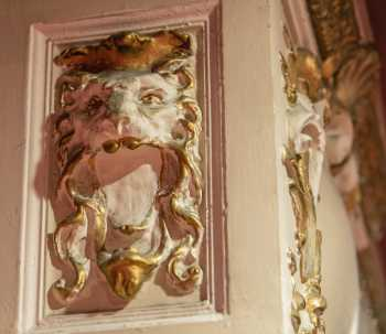 Lyceum Theatre, Sheffield: Plasterwork Detail
