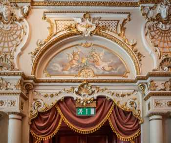 Lyceum Theatre, Sheffield: Royal Circle Exit