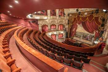 Lyceum Theatre, Sheffield: Circle Mid Right