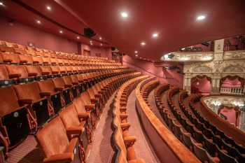 Lyceum Theatre, Sheffield: Circle from House Right