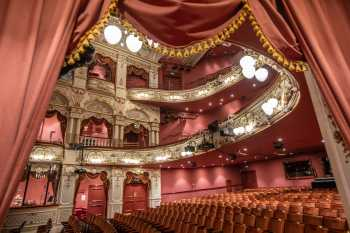 Lyceum Theatre, Sheffield: Auditorium from Stalls Box