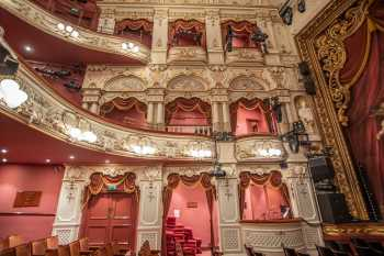 Lyceum Theatre, Sheffield: Boxes House Left