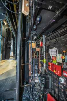 Lyceum Theatre, Sheffield: Downstage Right