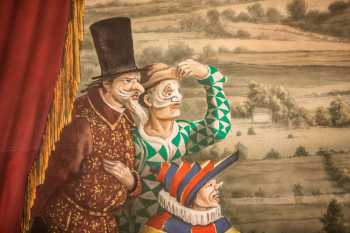 Lyceum Theatre, Sheffield: Circus Figures