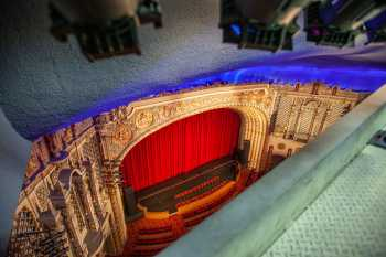 Orpheum Theatre, Phoenix: View from Cove Lighting Slot