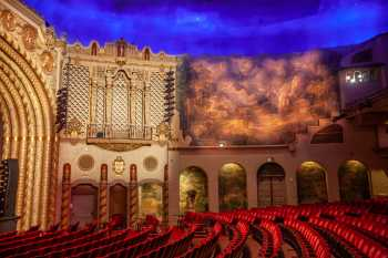 Orpheum Theatre, Phoenix: House Right Side Wall