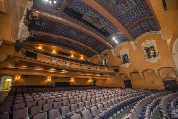 Pasadena Playhouse: Auditorium from Orchestra House Right