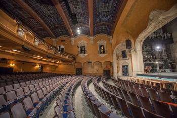 Pasadena Playhouse: Orchestra House Right Side