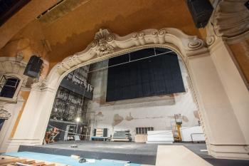Pasadena Playhouse: Stage from House Right
