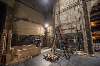 Pasadena Playhouse: Stage Left Wing