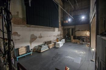 Pasadena Playhouse: Stage Left from Fly Floor