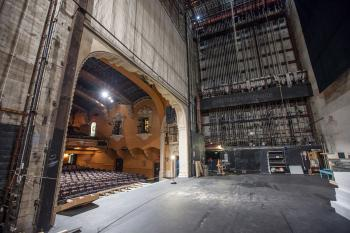 Pasadena Playhouse: Stage from Stage Left