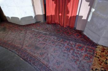 Rialto Theatre, South Pasadena: Original Carpet