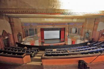 Rialto Theatre, South Pasadena: Upper Balcony center