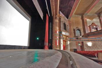 Rialto Theatre, South Pasadena: View from Stage Apron