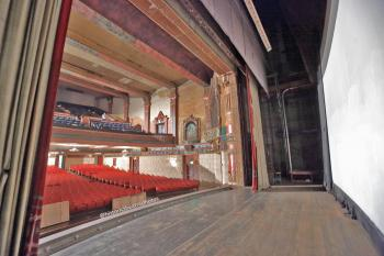 Rialto Theatre, South Pasadena: Stage Left