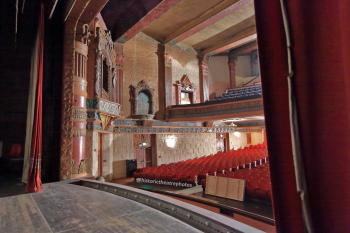 Rialto Theatre, South Pasadena: Stage Right