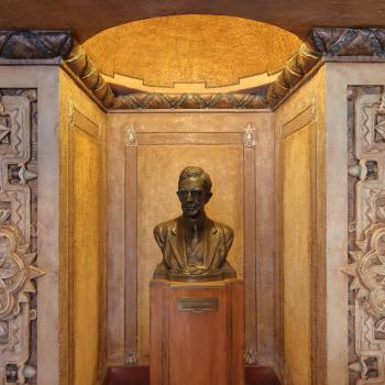 Bust of John McGroarty (Lobby)