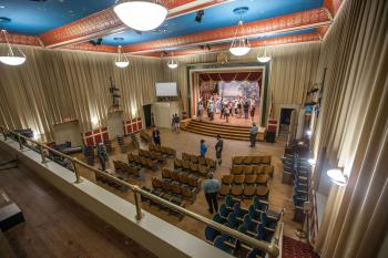 Austin Scottish Rite Theater: Balcony right