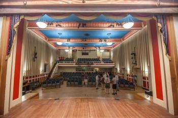 Austin Scottish Rite Theater: Auditorium from Stage