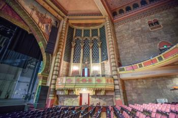 Shrine Auditorium, University Park: Organ Grille House Right