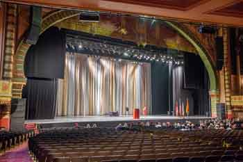 Shrine Auditorium, University Park: Stage Presentation