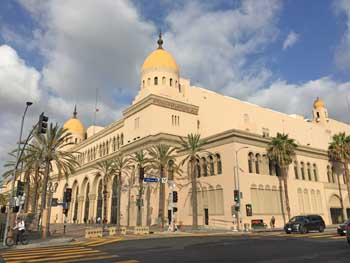 The Shrine Auditorium