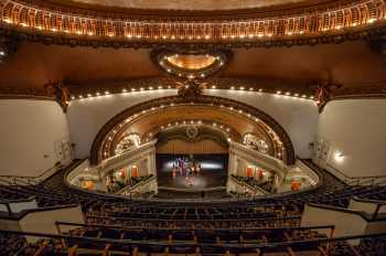 Spreckels Theater, San Diego: Balcony Rear Center