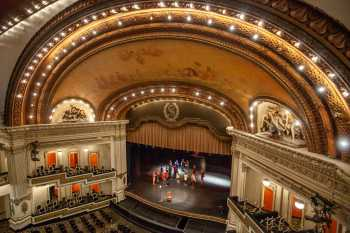 Spreckels Theatre, San Diego: Balcony Right Front