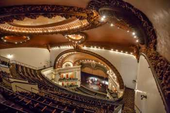 Spreckels Theater, San Diego: Balcony Right Rear