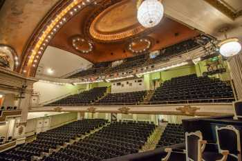 Spreckels Theater, San Diego: Auditorium from House Left Mezzanine Box