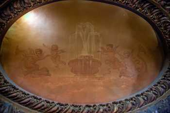 Spreckels Theater, San Diego: Water mini mural