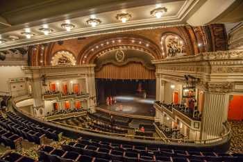 Spreckels Theater, San Diego: Mezzanine House Right