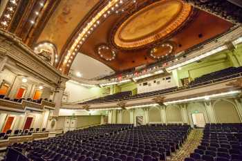 Spreckels Theatre, San Diego: Auditorium from House Left