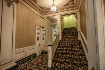 Spreckels Theatre, San Diego: Balcony Stair House Left