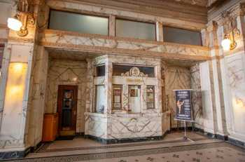 Spreckels Theater, San Diego: Box Office