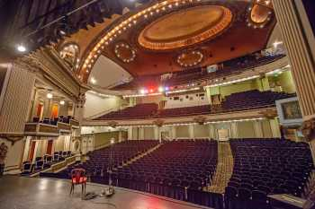 Spreckels Theatre, San Diego: Auditorium from Stage Right