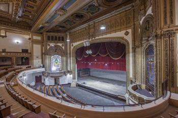 State Theatre, Los Angeles: Auditorium from Balcony front right
